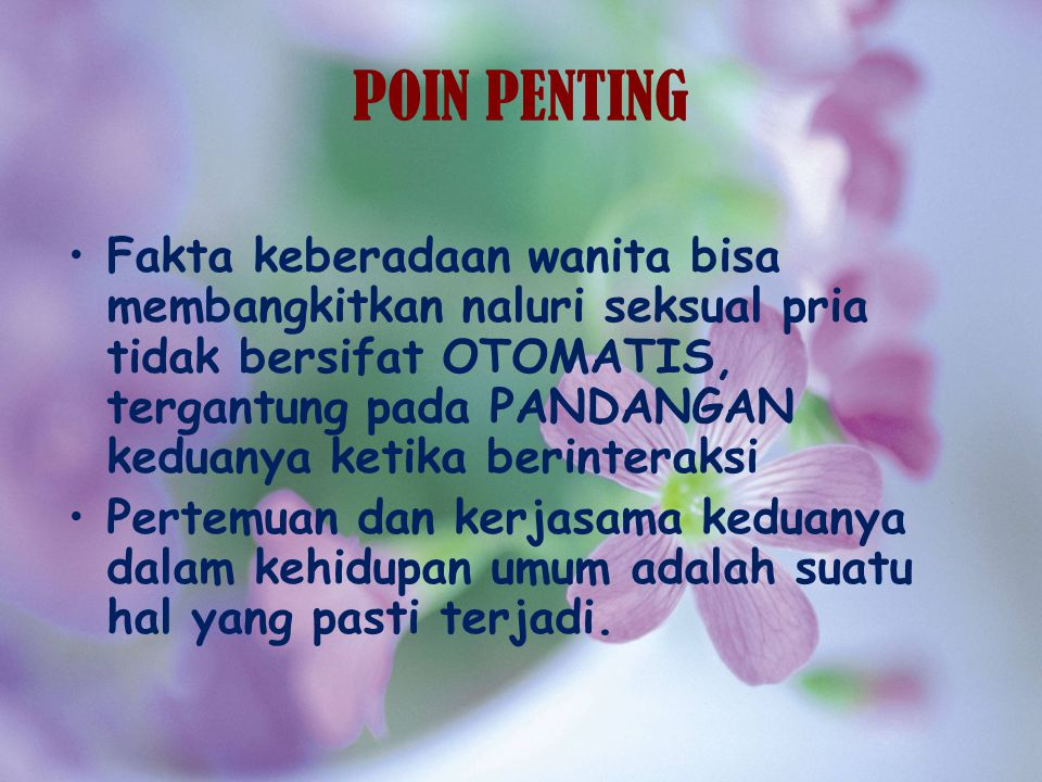 POIN PENTING