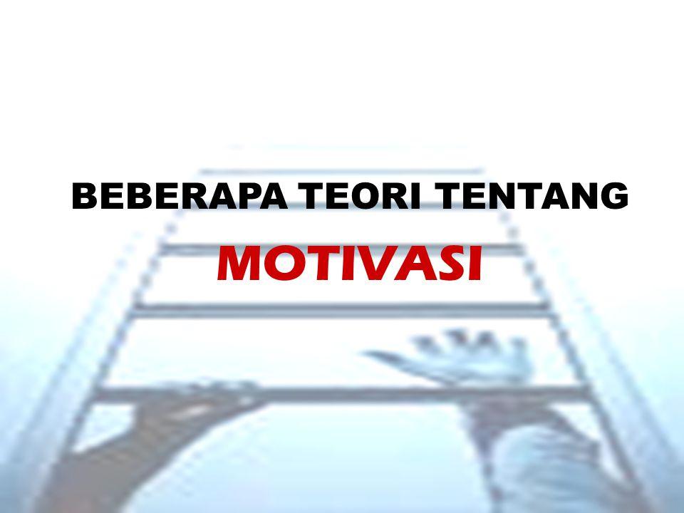 BEBERAPA TEORI TENTANG