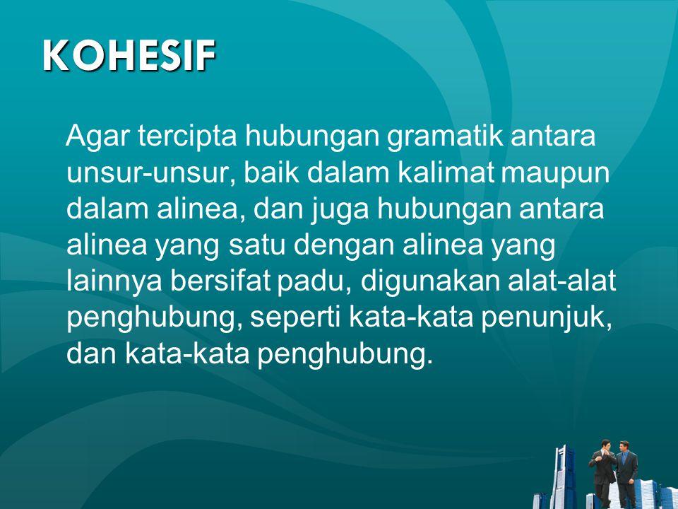 KOHESIF
