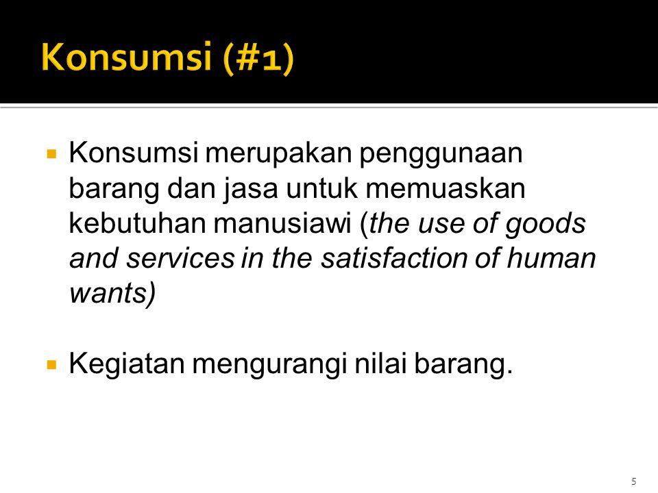 Konsumsi (#1)
