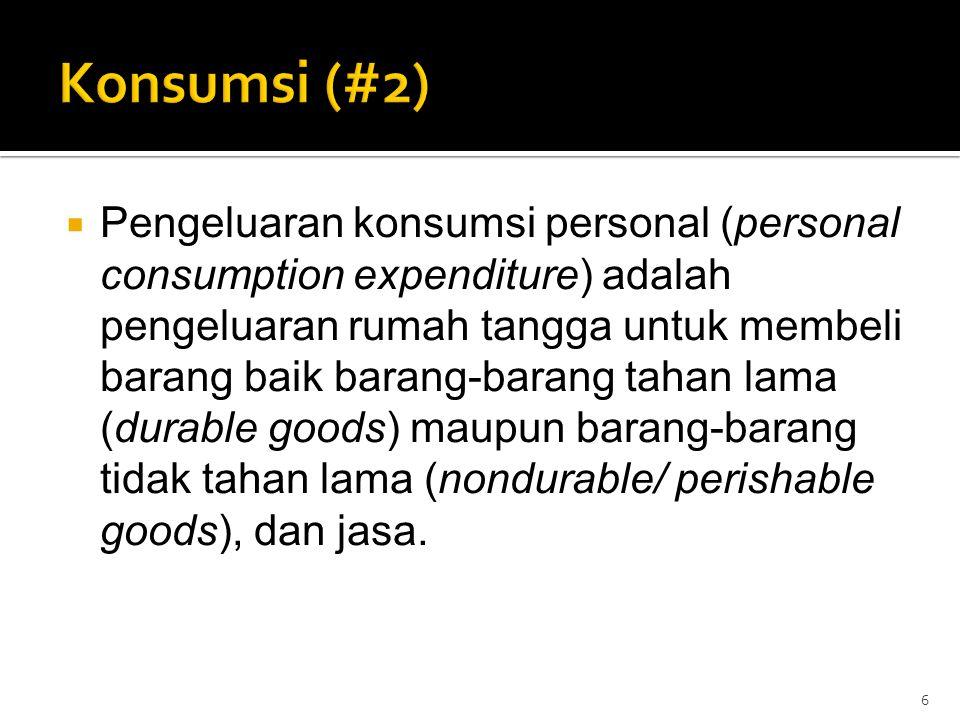 Konsumsi (#2)
