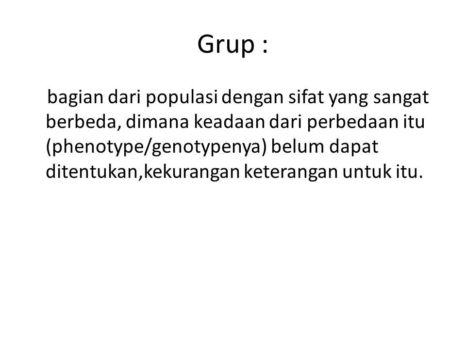 Grup :