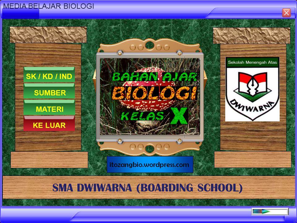 SMA DWIWARNA (BOARDING SCHOOL)
