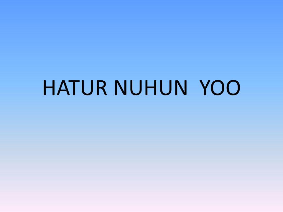 HATUR NUHUN YOO