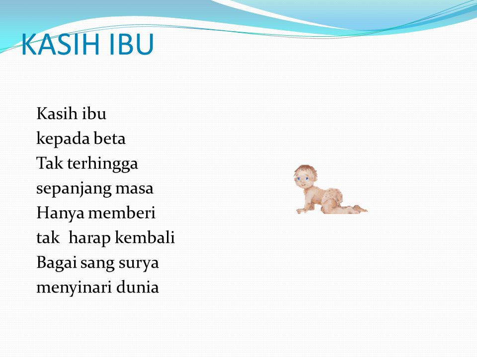 koleksi lagu anak anak   ppt download