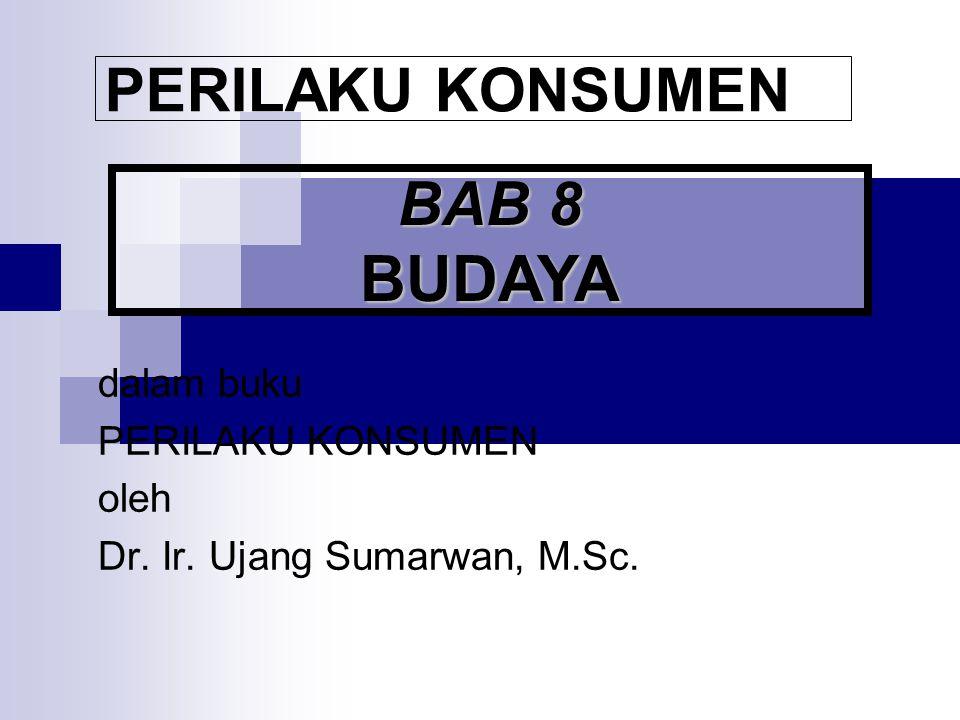 dalam buku PERILAKU KONSUMEN oleh Dr. Ir. Ujang Sumarwan, M.Sc.