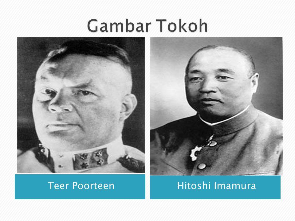 Gambar Tokoh Teer Poorteen Hitoshi Imamura