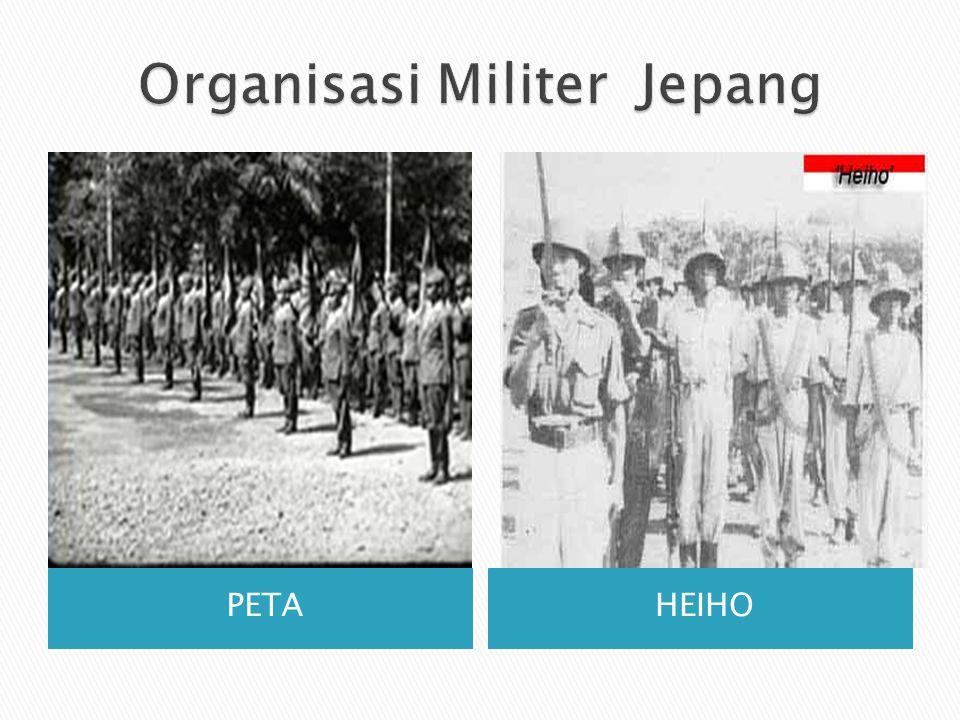 Organisasi Militer Jepang