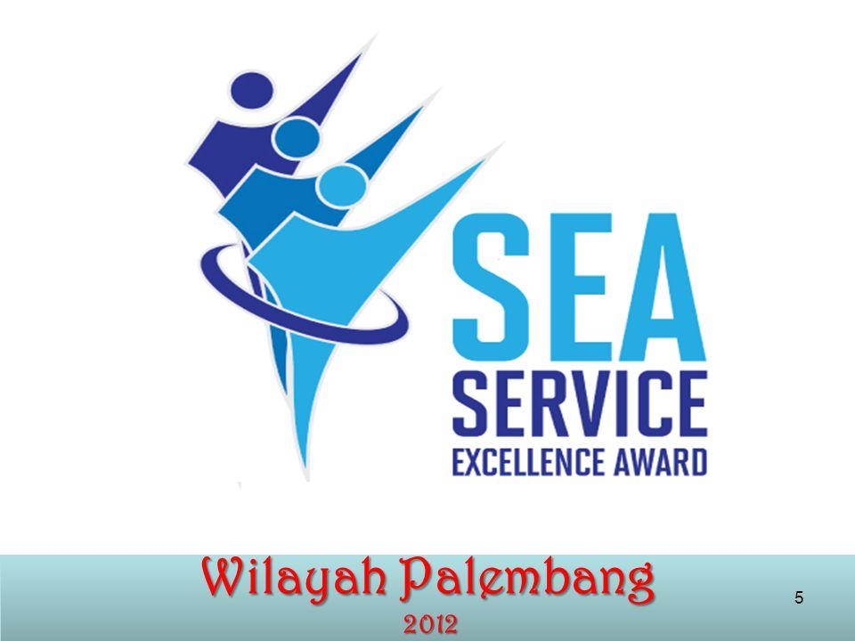 Wilayah Palembang 2012