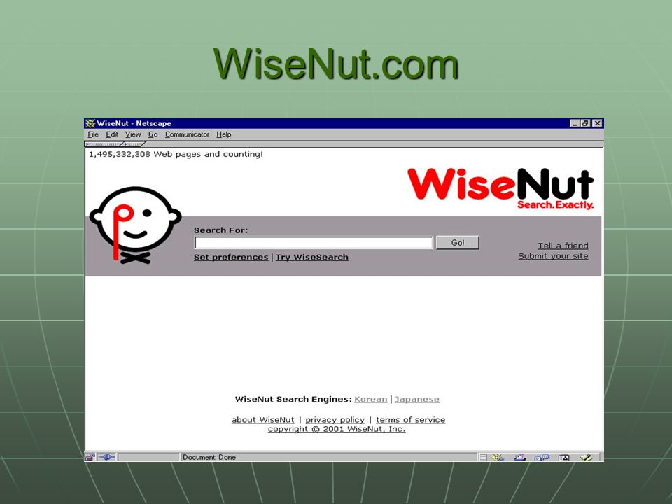 WiseNut.com