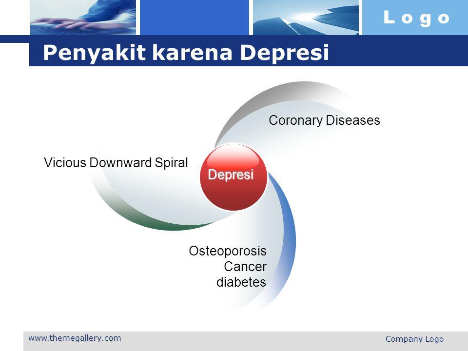 Penyakit karena Depresi
