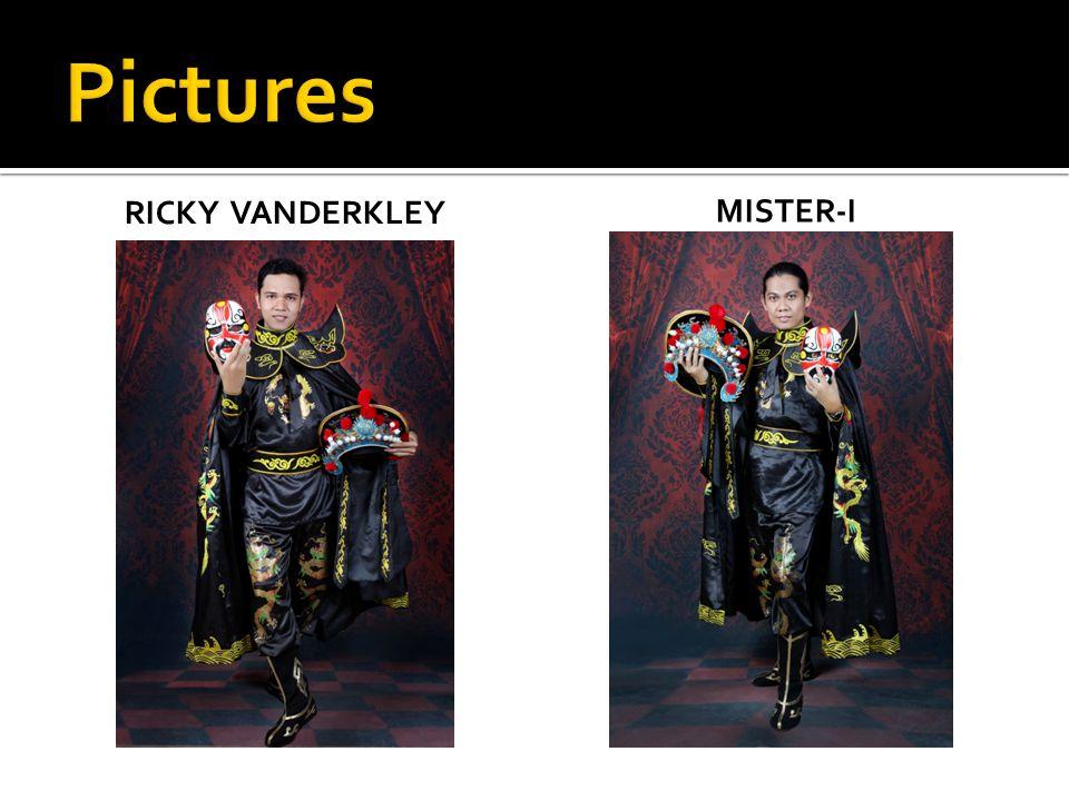 Pictures Mister-i Ricky vanderkley