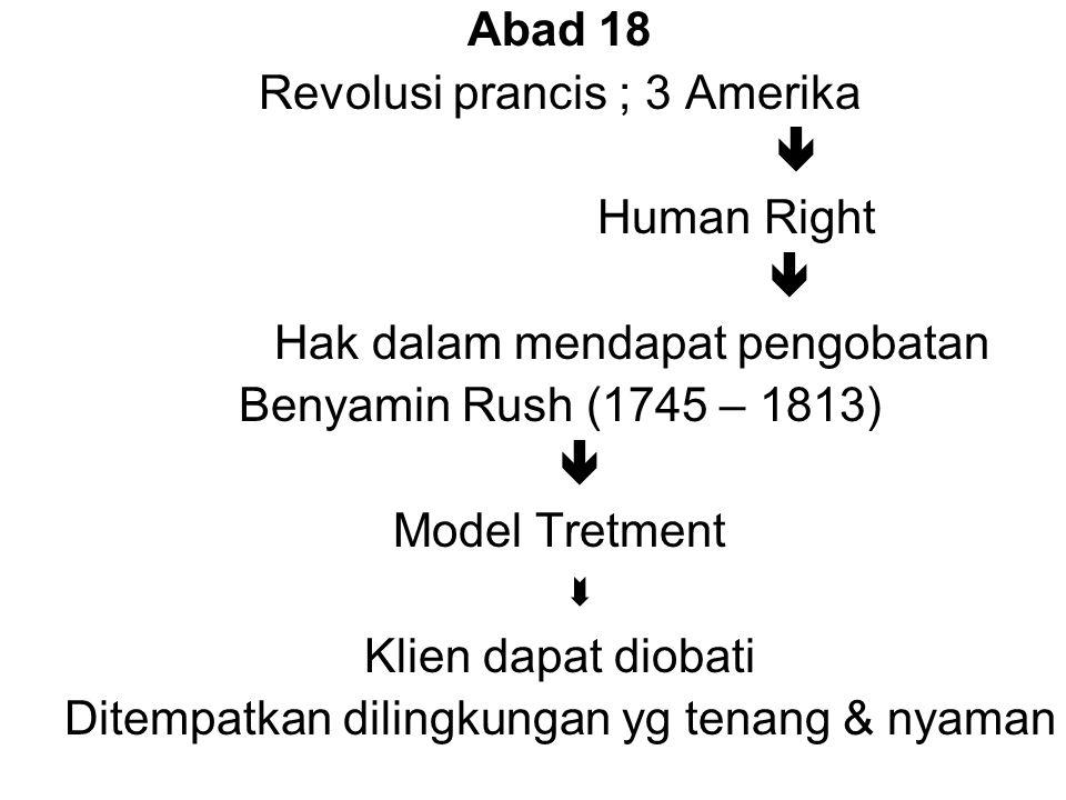 Revolusi prancis ; 3 Amerika  Human Right
