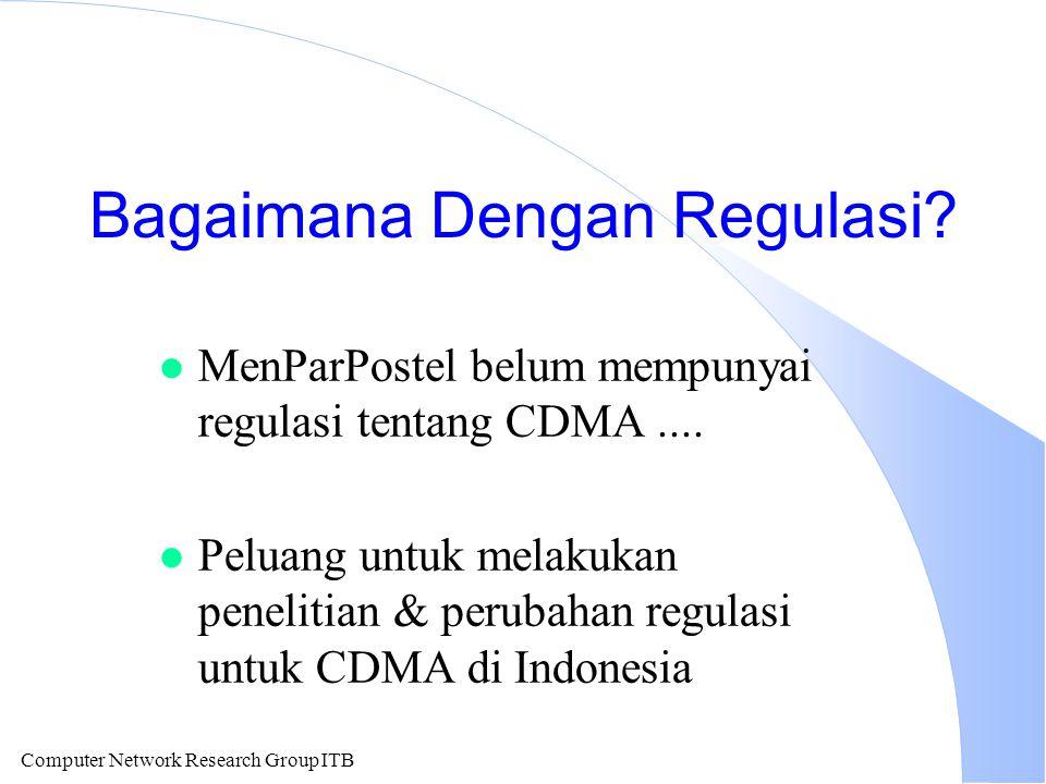 Bagaimana Dengan Regulasi