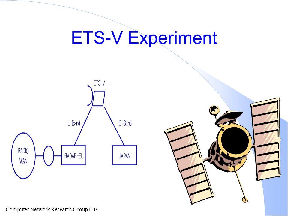 ETS-V Experiment