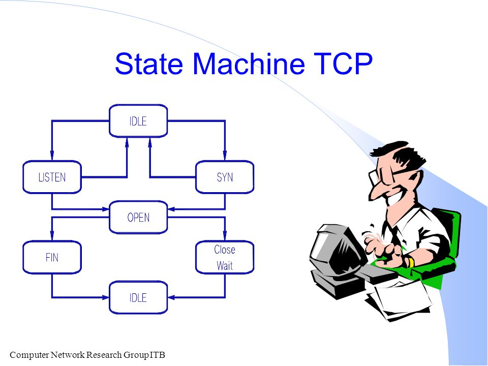 State Machine TCP