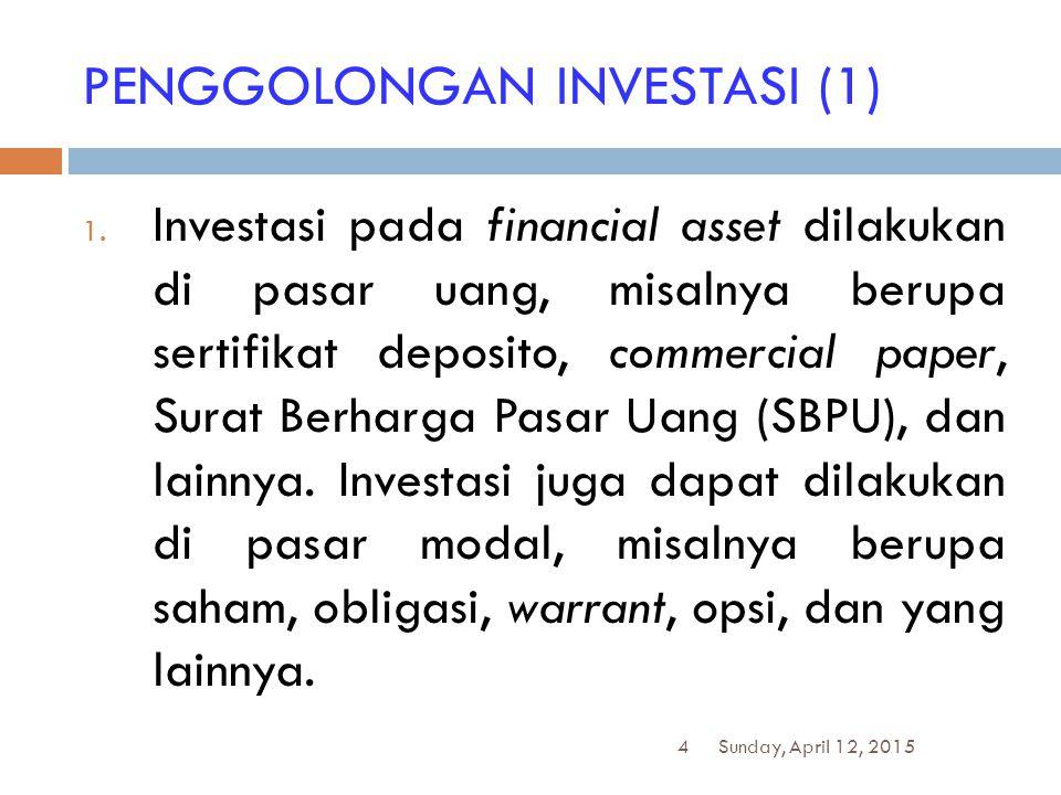 PENGGOLONGAN INVESTASI (1)