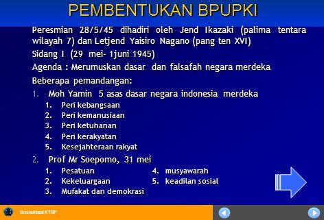 Ir Soekarno, 1juni, diberi nama Pancasila