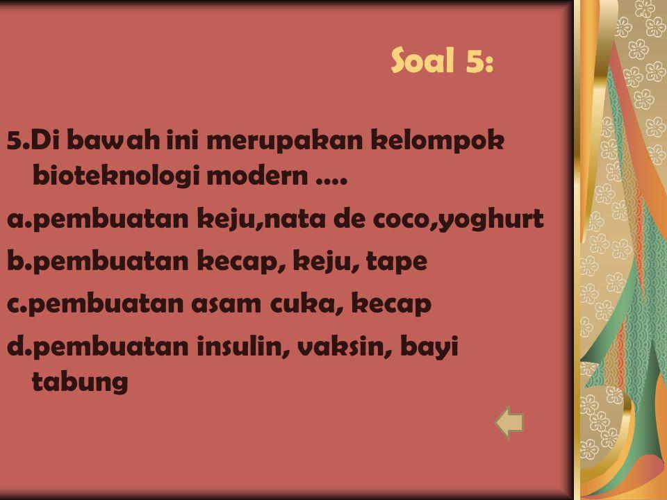 Soal 5: