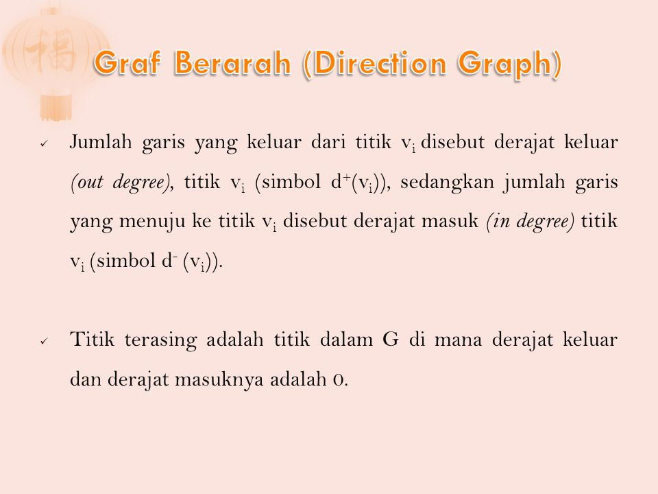 Graf Berarah (Direction Graph)