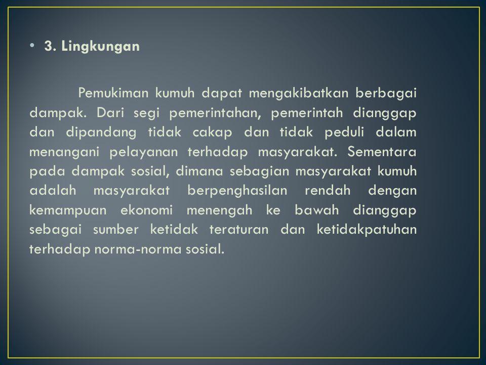 3. Lingkungan