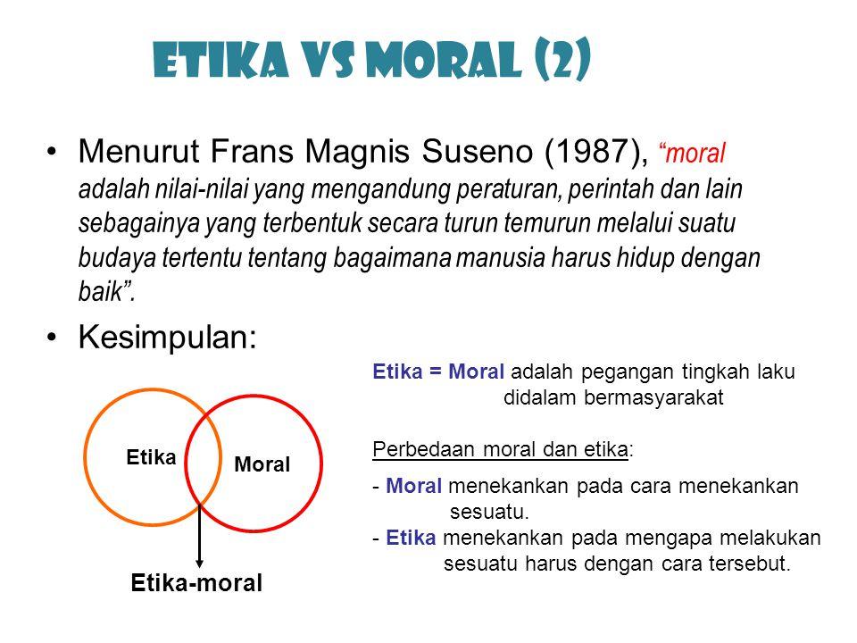 Etika vs Moral (2)