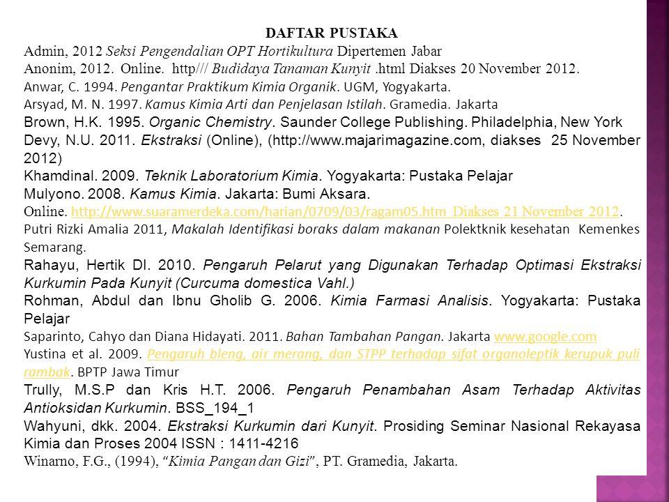 Admin, 2012 Seksi Pengendalian OPT Hortikultura Dipertemen Jabar