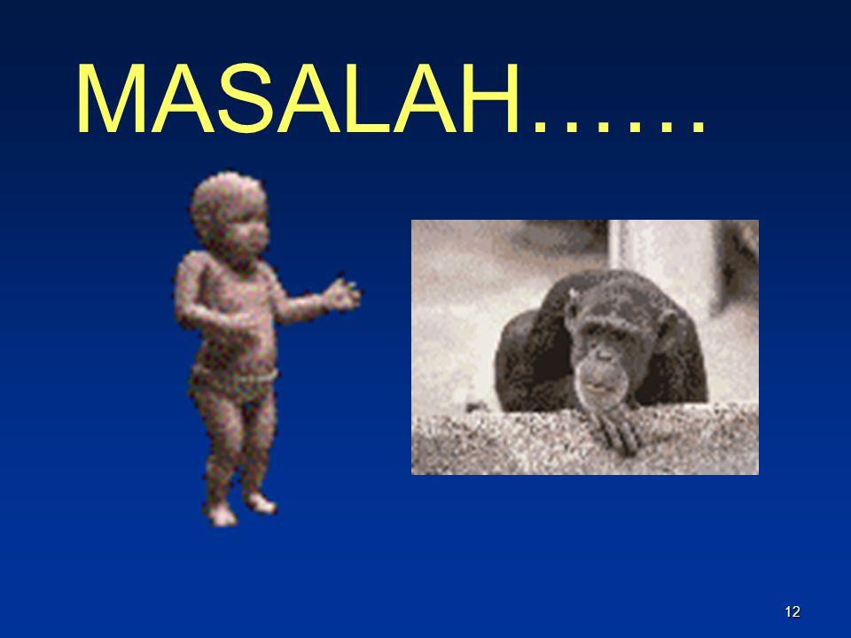 MASALAH……