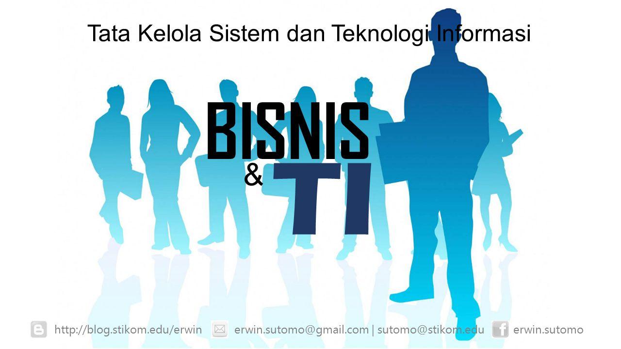 Tata Kelola Sistem dan Teknologi Informasi