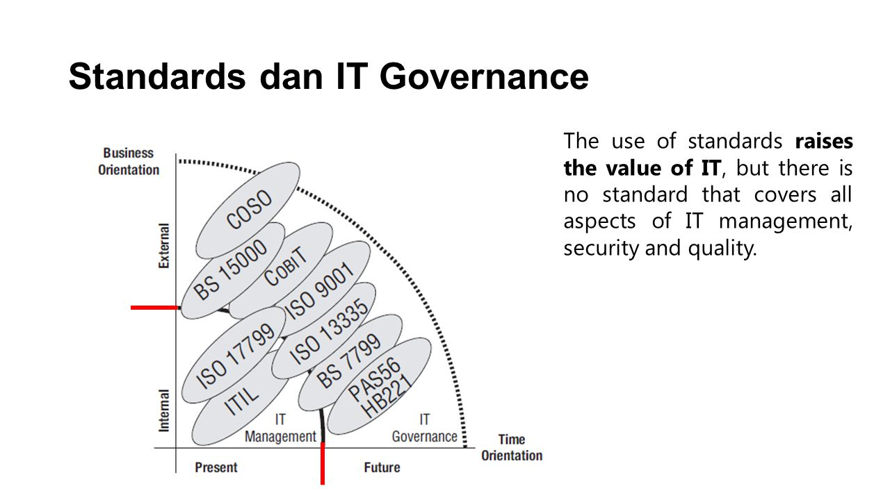 Standards dan IT Governance