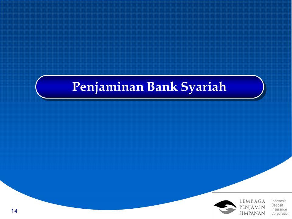 Penjaminan Bank Syariah