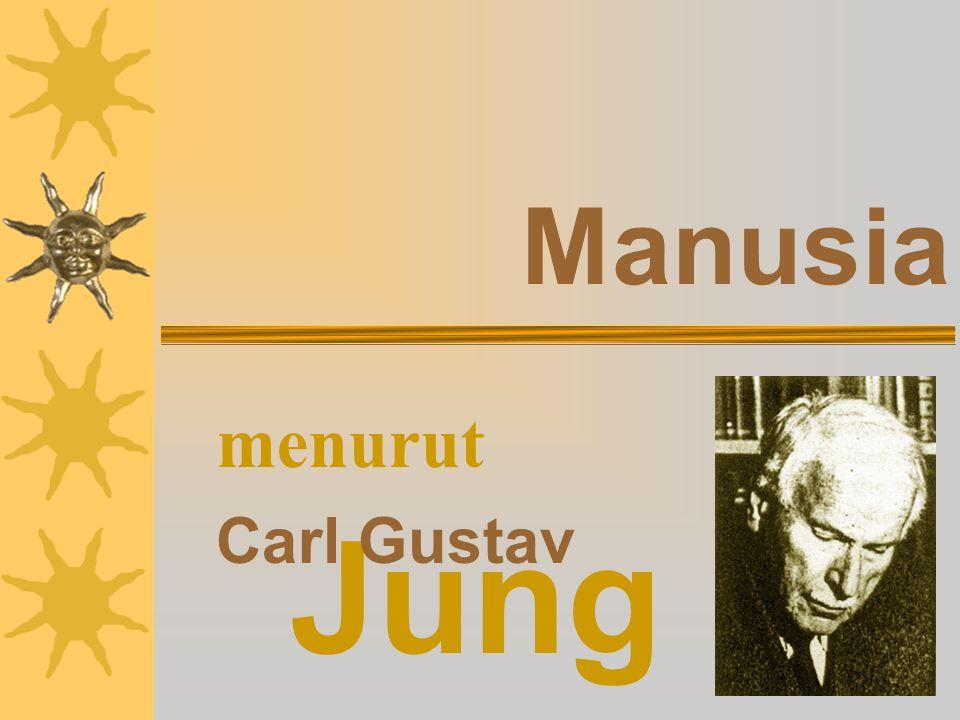 Manusia menurut Carl Gustav Jung