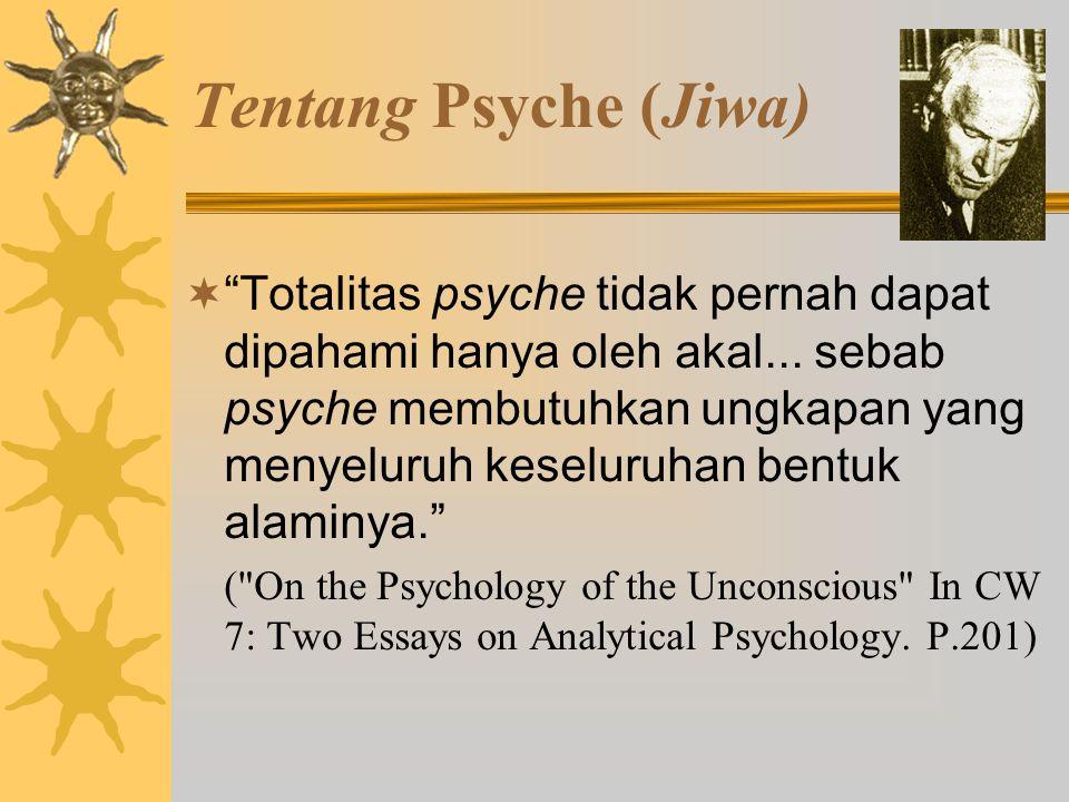 Tentang Psyche (Jiwa)