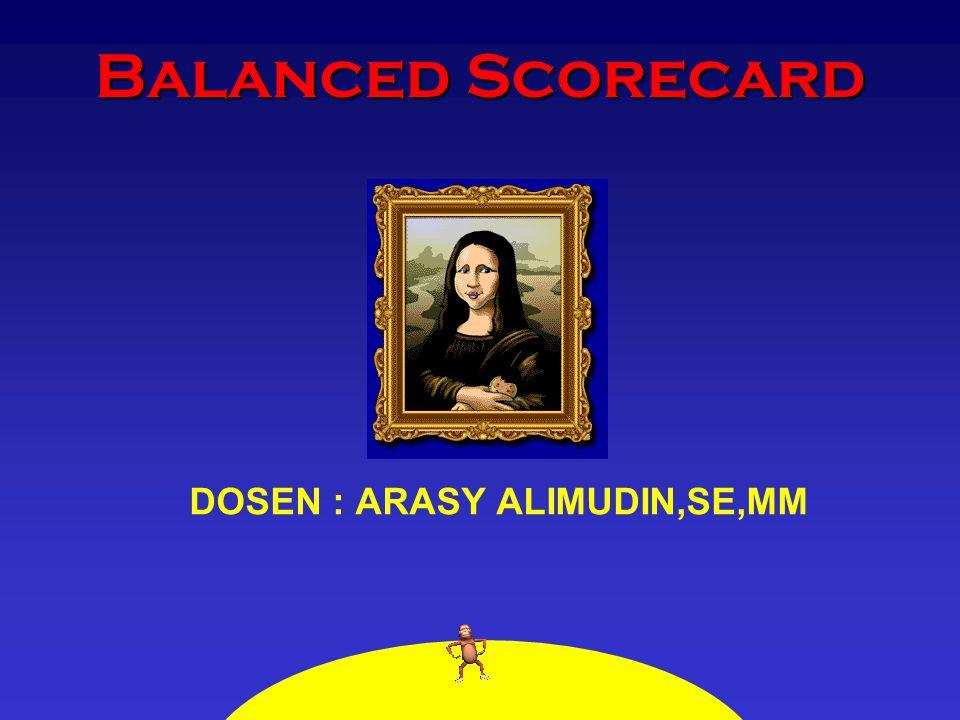 DOSEN : ARASY ALIMUDIN,SE,MM