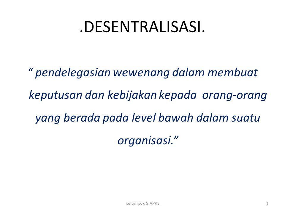 .DESENTRALISASI.