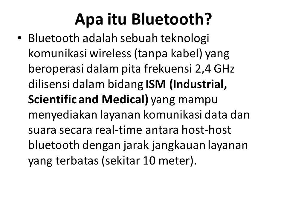 Apa itu Bluetooth