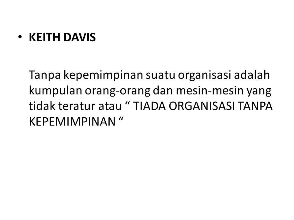 KEITH DAVIS