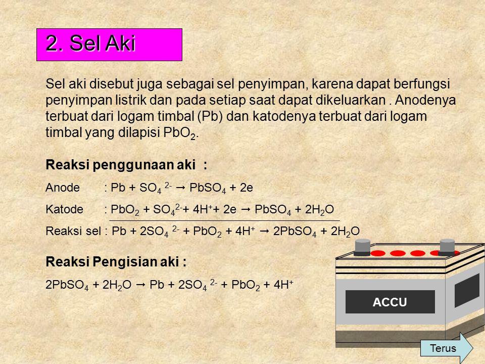 2. Sel Aki