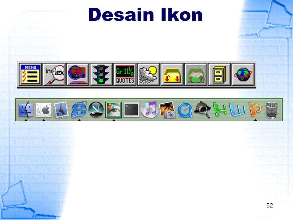 Desain Ikon