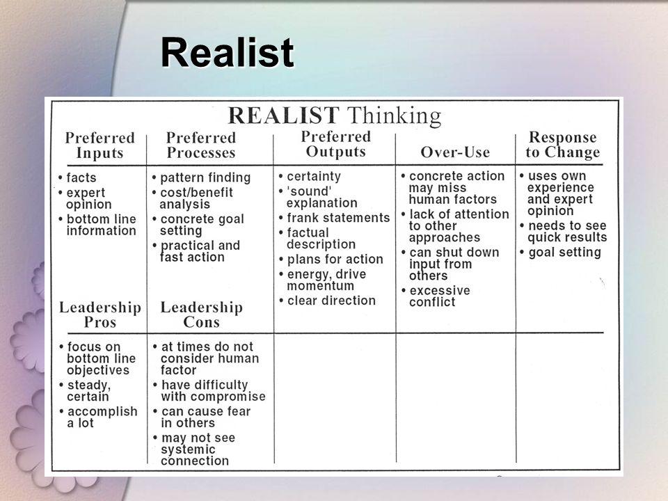 Realist