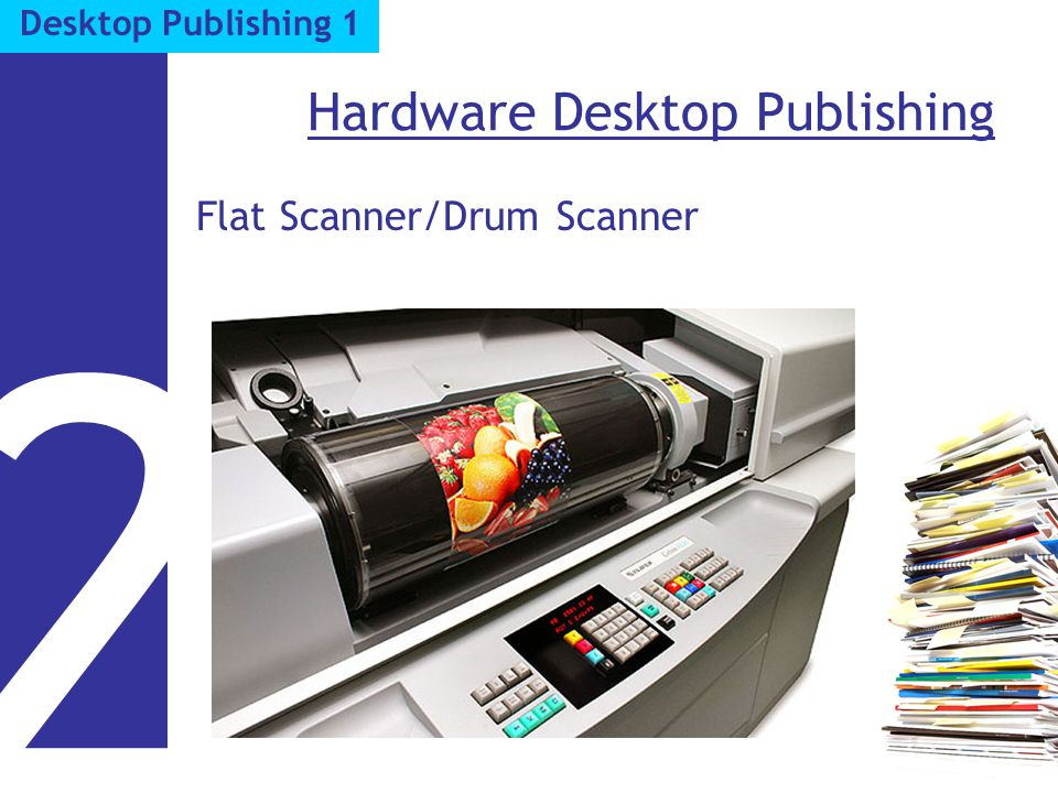 Hardware Desktop Publishing