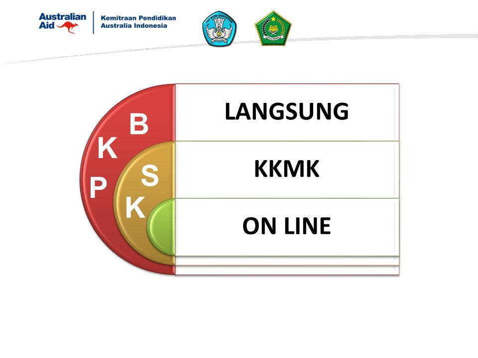 LANGSUNG KKMK ON LINE B K S P K
