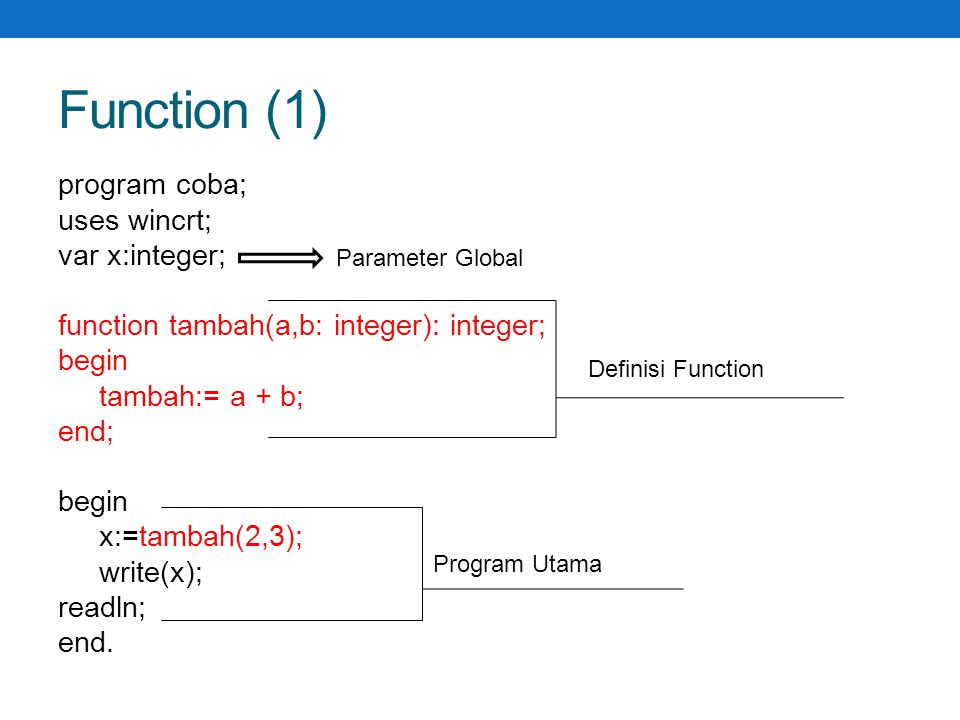 Function (1)