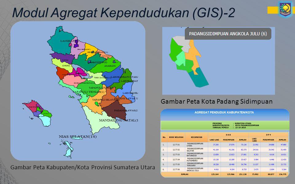 Modul Agregat Kependudukan (GIS)-2