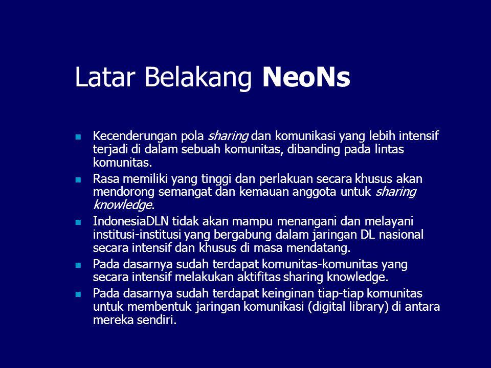 Latar Belakang NeoNs