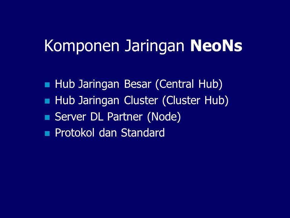 Komponen Jaringan NeoNs