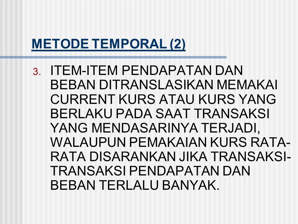 METODE TEMPORAL (2)
