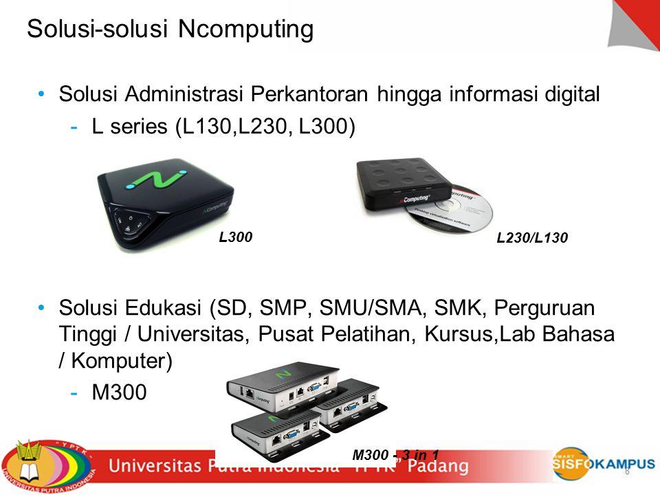 Solusi-solusi Ncomputing