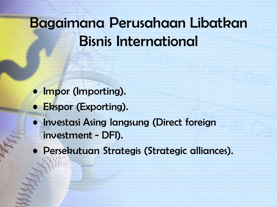 Bagaimana Perusahaan Libatkan Bisnis International