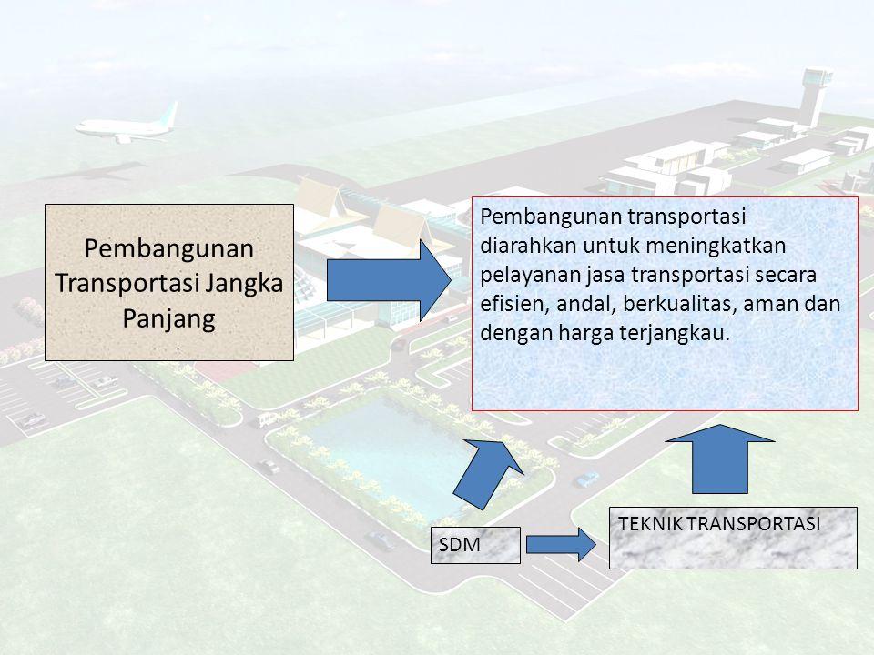 Pembangunan Transportasi Jangka Panjang